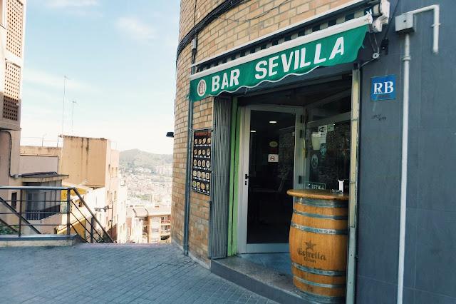 Barcelona El Carmel