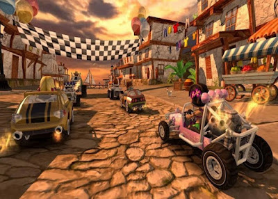 ANDROID BEST OFFLINE GAME – BEACH BUGGY RACING