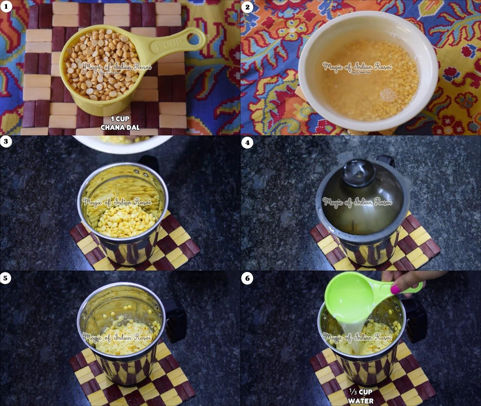 Tam Tam Khaman Dhokla Recipe - 2