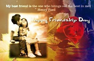 Friendship Day Romantic HD Image