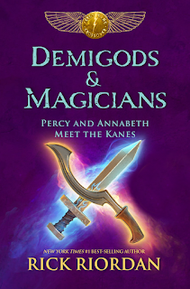Demigods and Magicians!