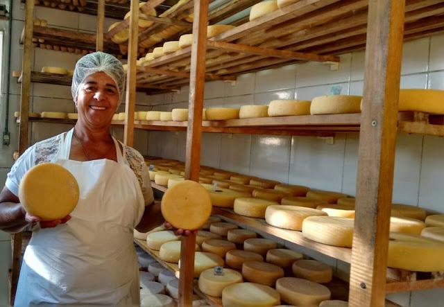 O queijo Tarôco foi um dos vencedores do Concurso Estadual do Queijo Minas Artesanal || Divulgação