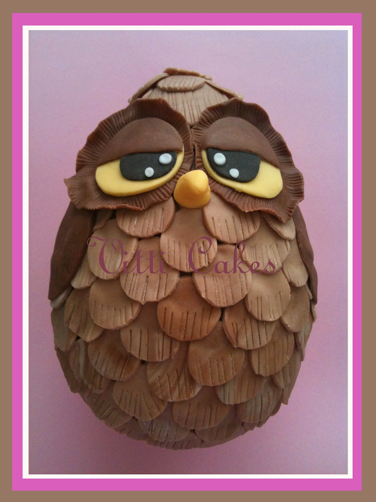 Amato I Dolci di Vitti: Ancora.Uova di cioccolato decorate! JO31