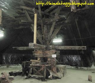 Minas de sal de Turda