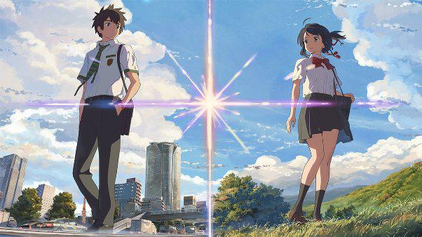 Your Name. - Best Anime Like Charlotte