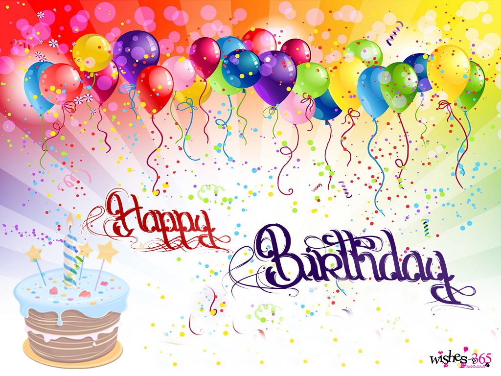Poetry and Worldwide Wishes: Happy Birthday Images with ...