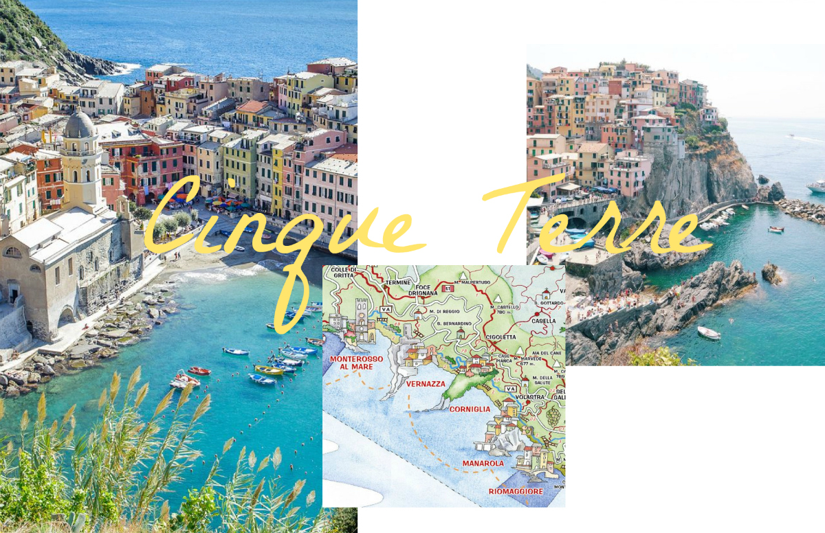 Travel Bucket List 6 places to see in 2017 Roadtrip Cinque Terre www.theblondelion.com