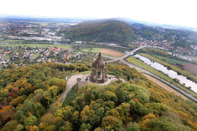 Visitar Monumento al Kaiser Guillermo I en Porta Westfalica