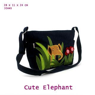 tas selempang, tas anak, tas sekolah, tas etnik, tas unik, tas bogor