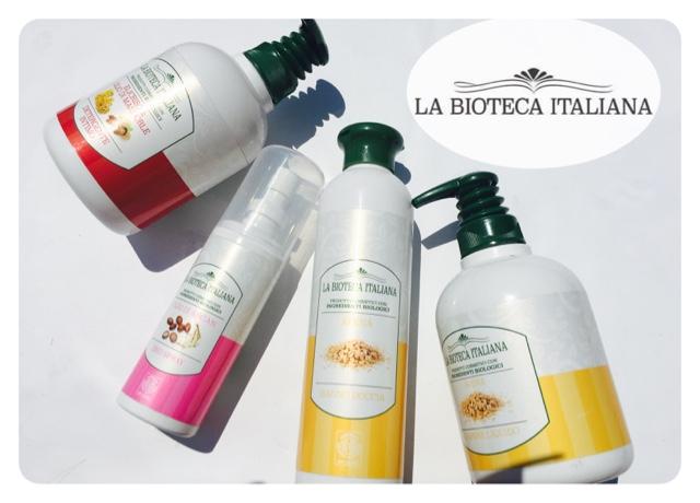 LA BIOTECA ITALIANA: SAPONE LIQUIDO, BAGNO DOCCIA, DETERGENTE INTIMO ...