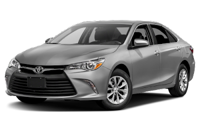 2017 Toyota Camry silver hd image