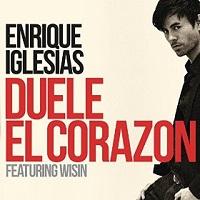 Duele el corazón, de Enrique Iglesias