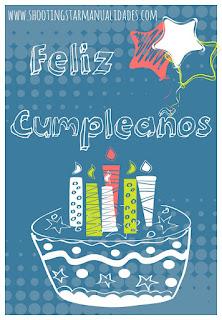 imprimible cumpleaños