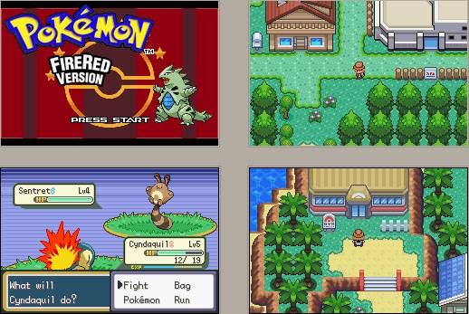 Download Roms Game Boy Advance Pokemon Portugues