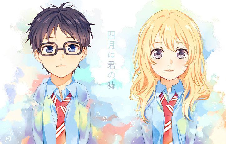 Takako_otaku: SHIGATSU NO KIMI NO USO