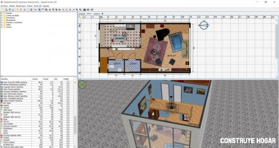 Marzua top 10 mejores aplicaciones para hacer planos de for Construir casas en 3d