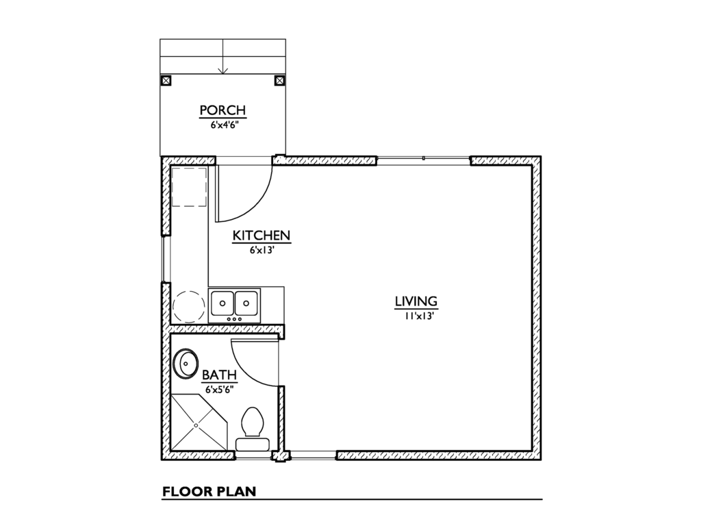 Arts And Designs Build Your Own Home With These Free Small House Plans And Layout