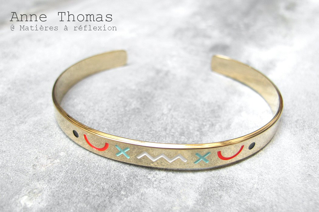 Anne Thomas bracelet