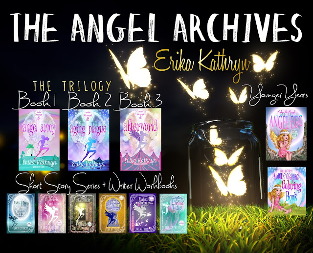 Audie the Angel: Talihads Mermaid Tribe: SHORT STORY (The Angel Archives Book 8)