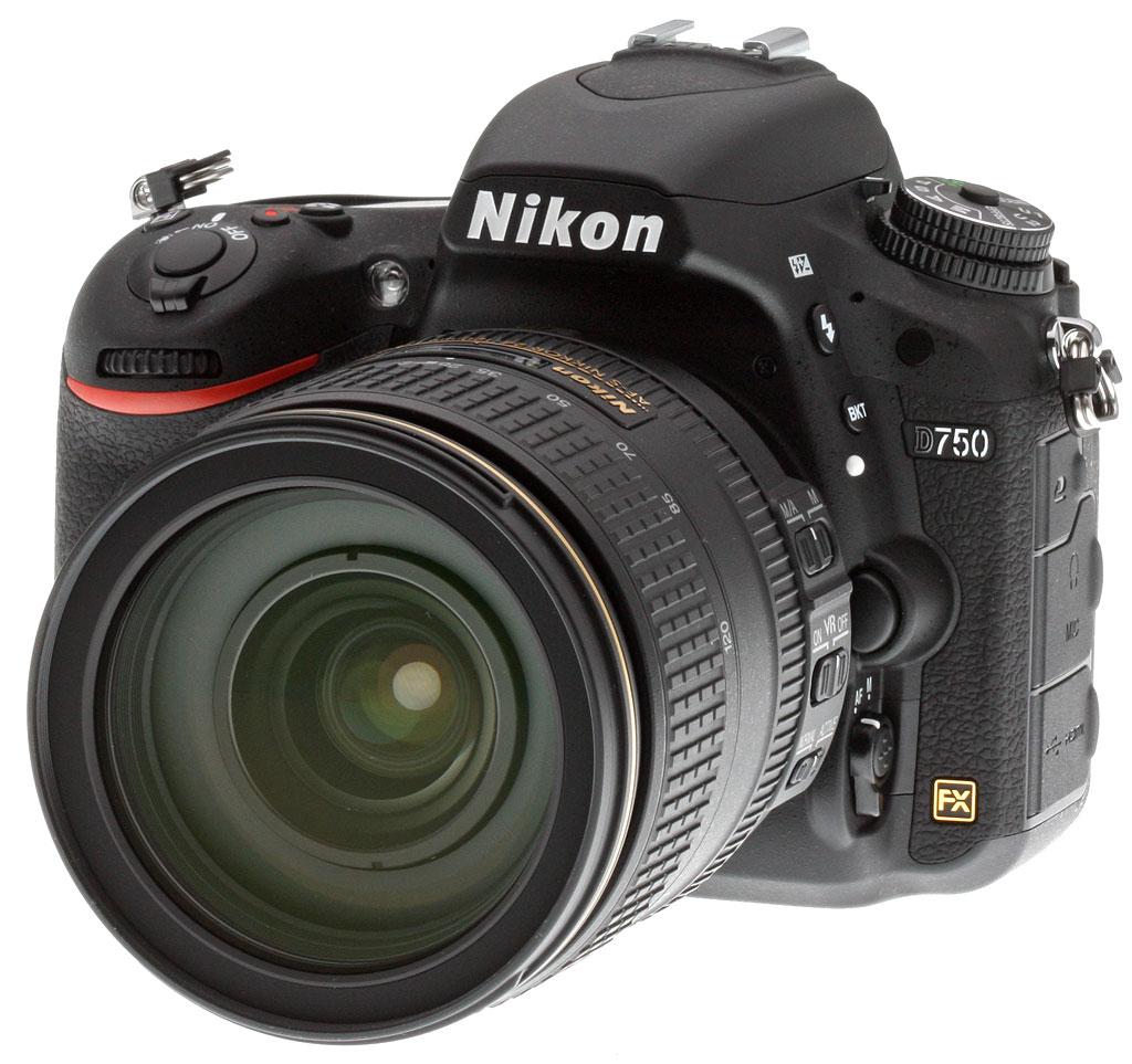 Nikon D750 Camera Software