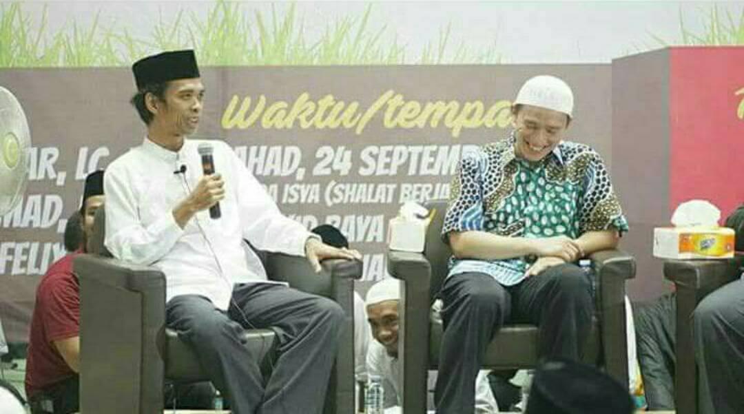"""Ustadz Felix Siauw Beberkan Rahasia Dibalik """"Argumen Tajamnya"""" Saat Tampil di ILC Tv One Reuni Aksi 212"""