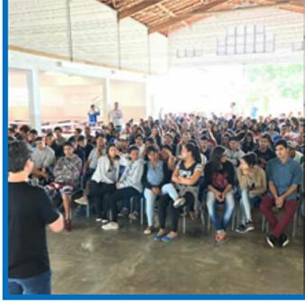 Projeto Educação Abre Portas na Ilha Comprida