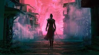 Fantasy, Warrior, Digital Art, 4K, #4.609