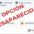 ¡¡ATENCIÓN!! Nueva modalidad de censura silenciosa de Facebook