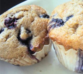 Blueberry Cream Muffins Recipe