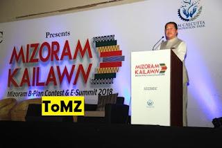 MIZORAM KAILAWN 2018