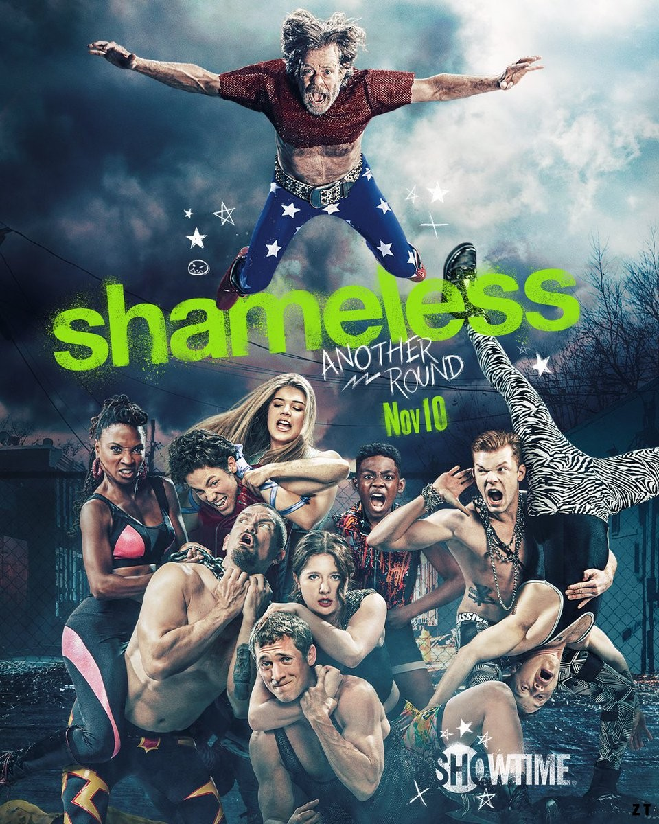 Shameless – Saison 1 [Streaming] [Telecharger]