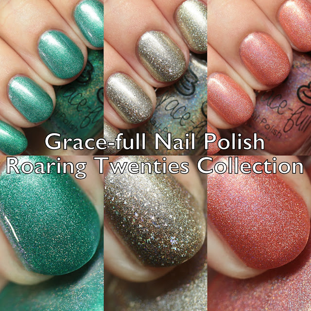 Grace-full Nail Polish Roaring Twenties Collection