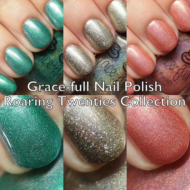 Grace-full Nail Polish Roaring Twenties Collection