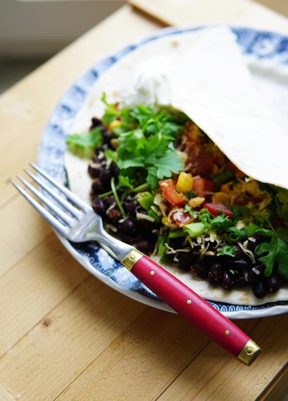 tortilla, arkiruoka