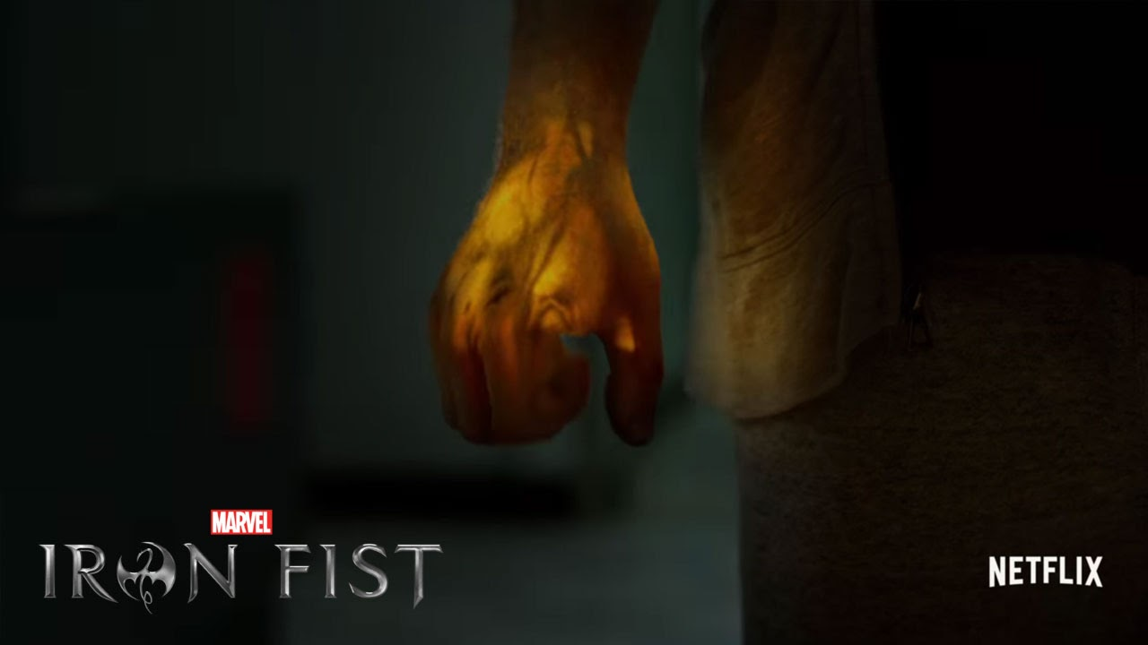 Netflix Iron Fist NYCC Trailer Preview