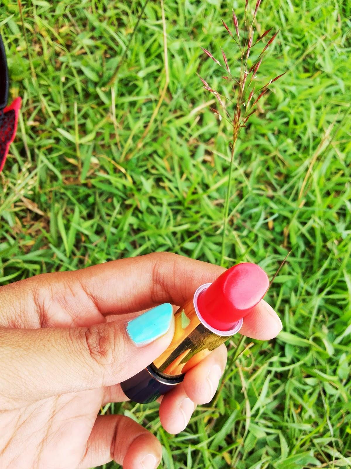 warna lipstik sesuai zodiak aries