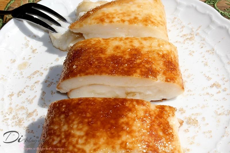 Kazandibi - turecki deser mleczny ze skarmelizowaną skórką