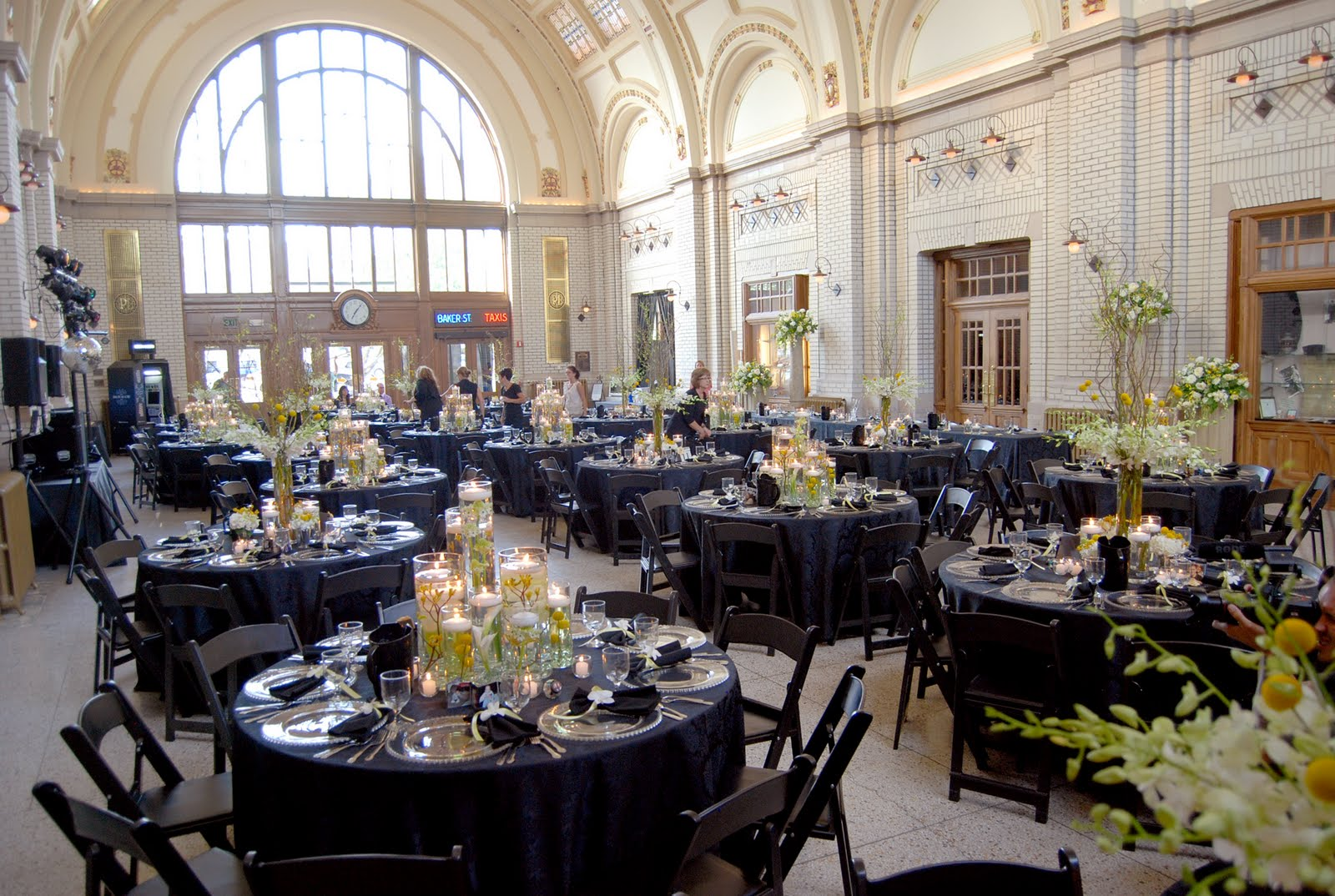 A Party Apart: Flip This Event...From Ceremony To