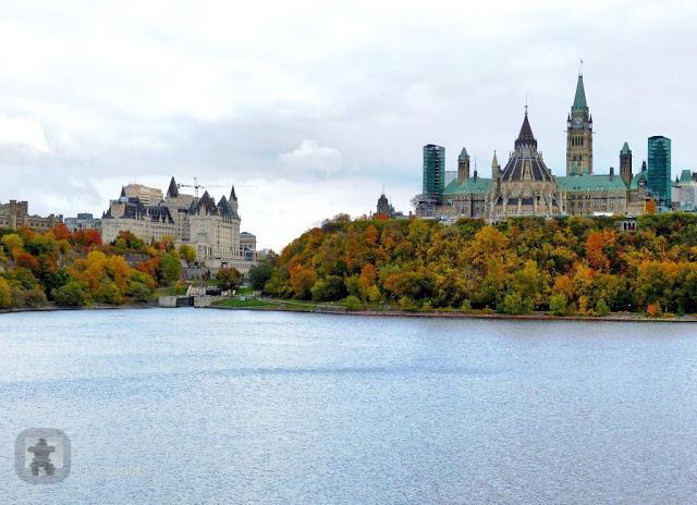 Der Herbst in Kanadas Osten ist mild, farbenfroh und bunt