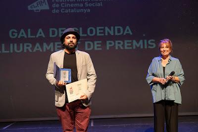 Filme Português Carga Conquista Grande Prémio do Festival Clam