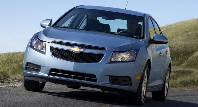 GM Recall Chevrolet Cruze Models for 2011 - Auto Blitz ...