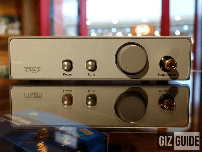 Rega Amplifier!