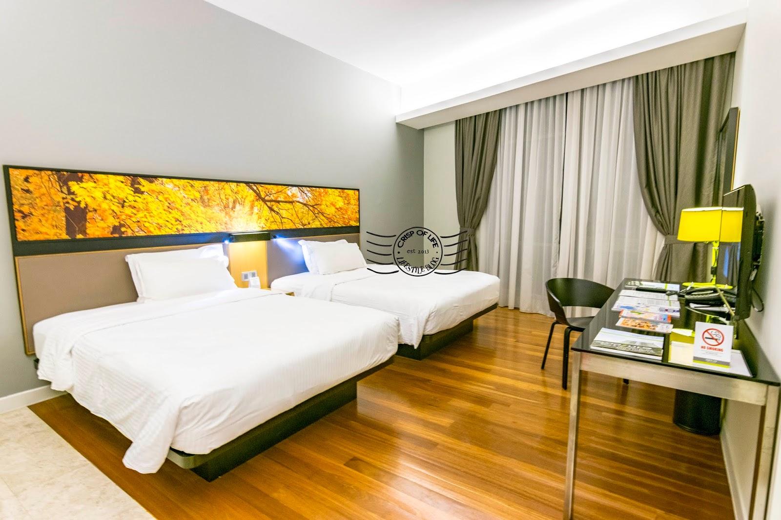 The Signature Hotel & Serviced Suites Kuala Lumpur @ Mont Kiara