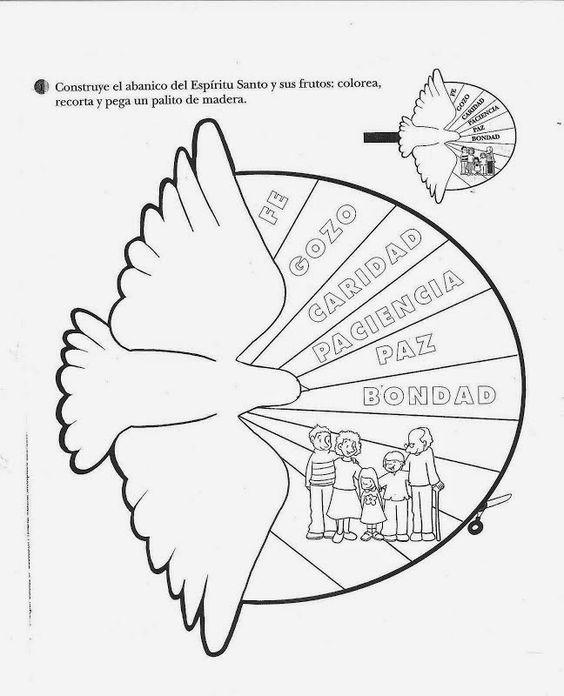 Pentecostés. Actividades | Ana de Austria Religión