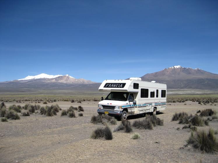 vente camping car en argentine. Black Bedroom Furniture Sets. Home Design Ideas