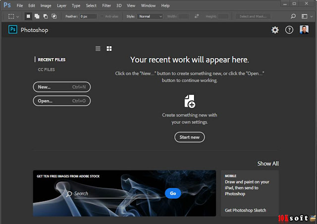 Adobe Photoshop CC 2017 DMG File For Mac OS Direct Download Link