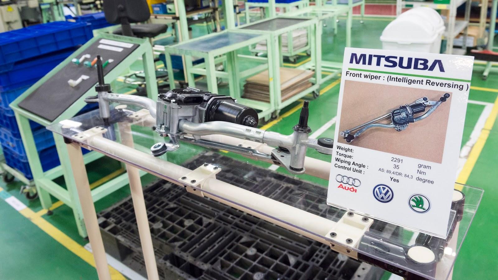 Lowongan Kerja PT.Mitsuba Tangerang Operator Produksi 2017