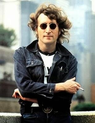 0c97a1d059ea7 Loucos por Óculos  Estilo Jonh Lennon - Os redondinhos da hora...