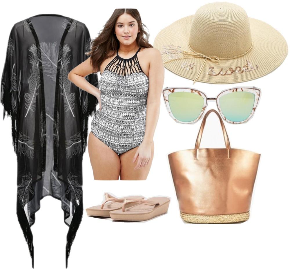 beachwear on a budget