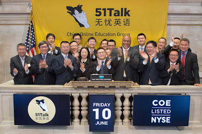 51Talk Listed At NYSE, Expands Operations in the Philippines